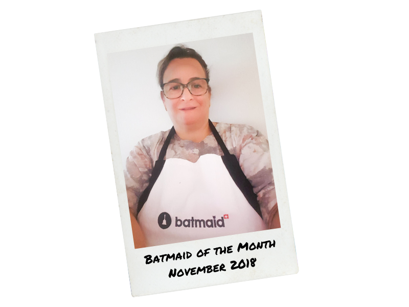 Batmaid of the month November 2018