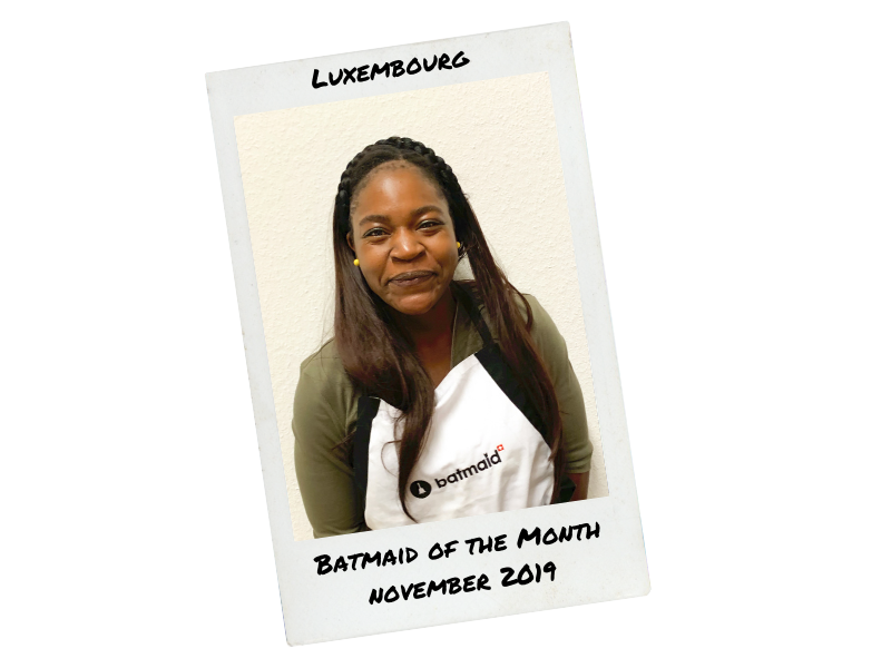 Batmaid of the Month Luxembourg - Novembre 2019