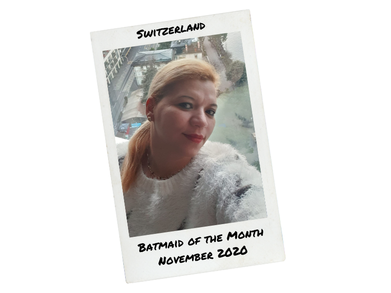 Batmaid of the Month - November 2020