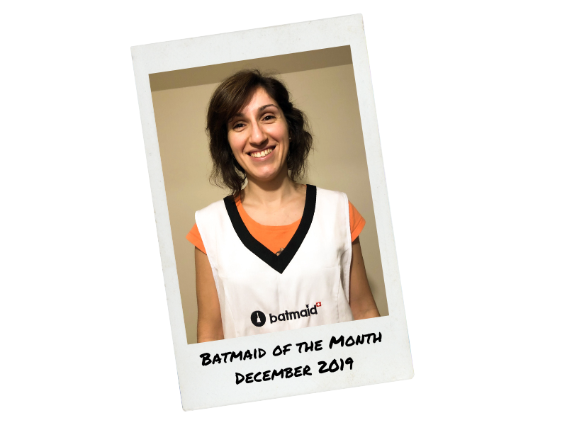 Batmaid of the Month - Dicembre 2019