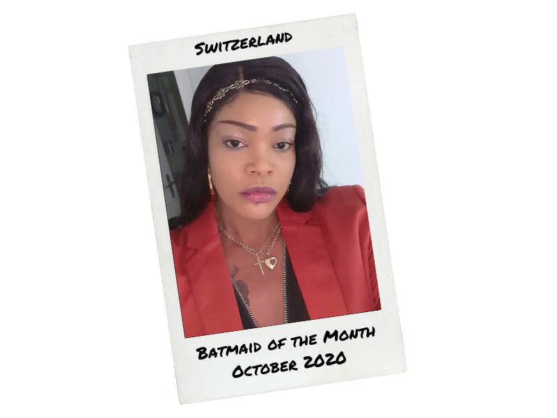 Batmaid of the Month - October 2020