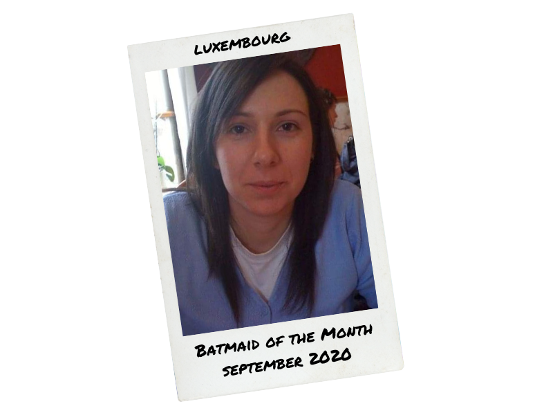 Batmaid of the Month Luxembourg - September 2020