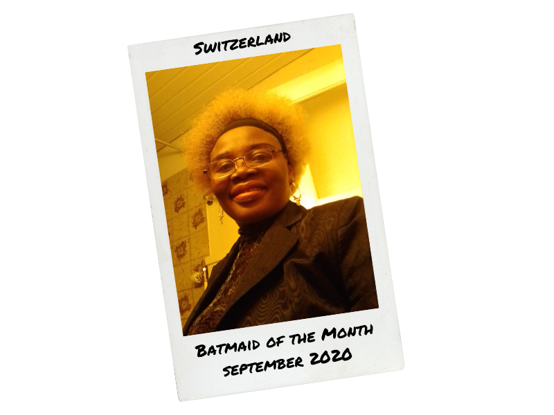 Batmaid of the Month - September 2020