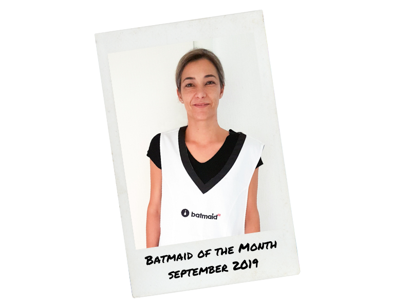 Batmaid of the Month - Settembre 2019