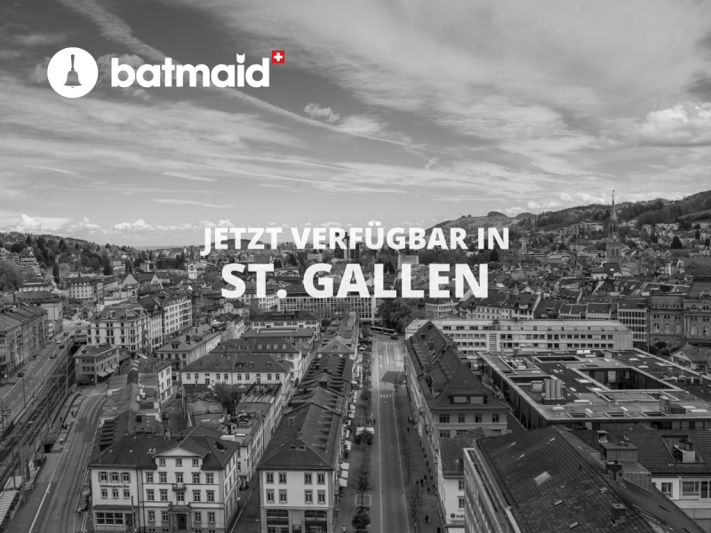 St-Gallen is now open for business!