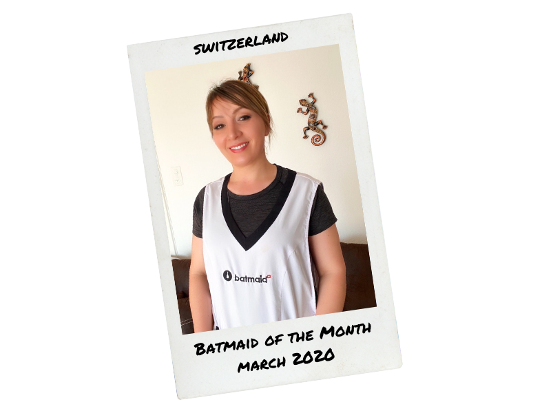 Batmaid of the Month - Marzo 2020