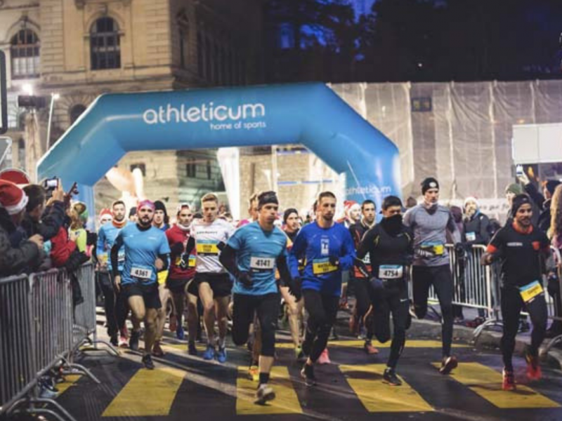 Lausanne Midnight Run 2018