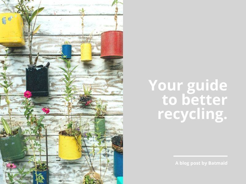 Guide to a better recycling in Switzerland