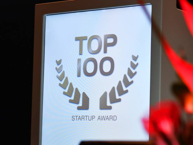 Batmaid est dans le TOP 100 Swiss Startups Awards 2018 !