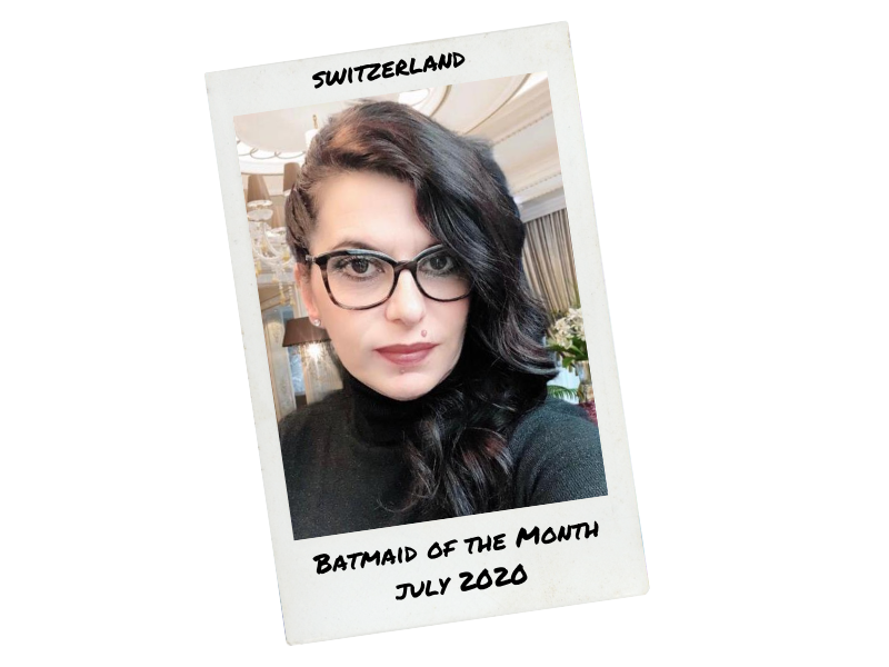 Batmaid of the Month - August 2020