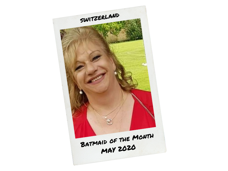 Batmaid of the Month - Maggio 2020