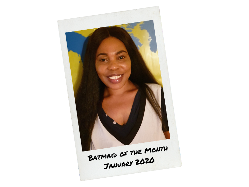 Batmaid of the Month - Janvier 2020