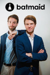 Co-Founders Batmaid