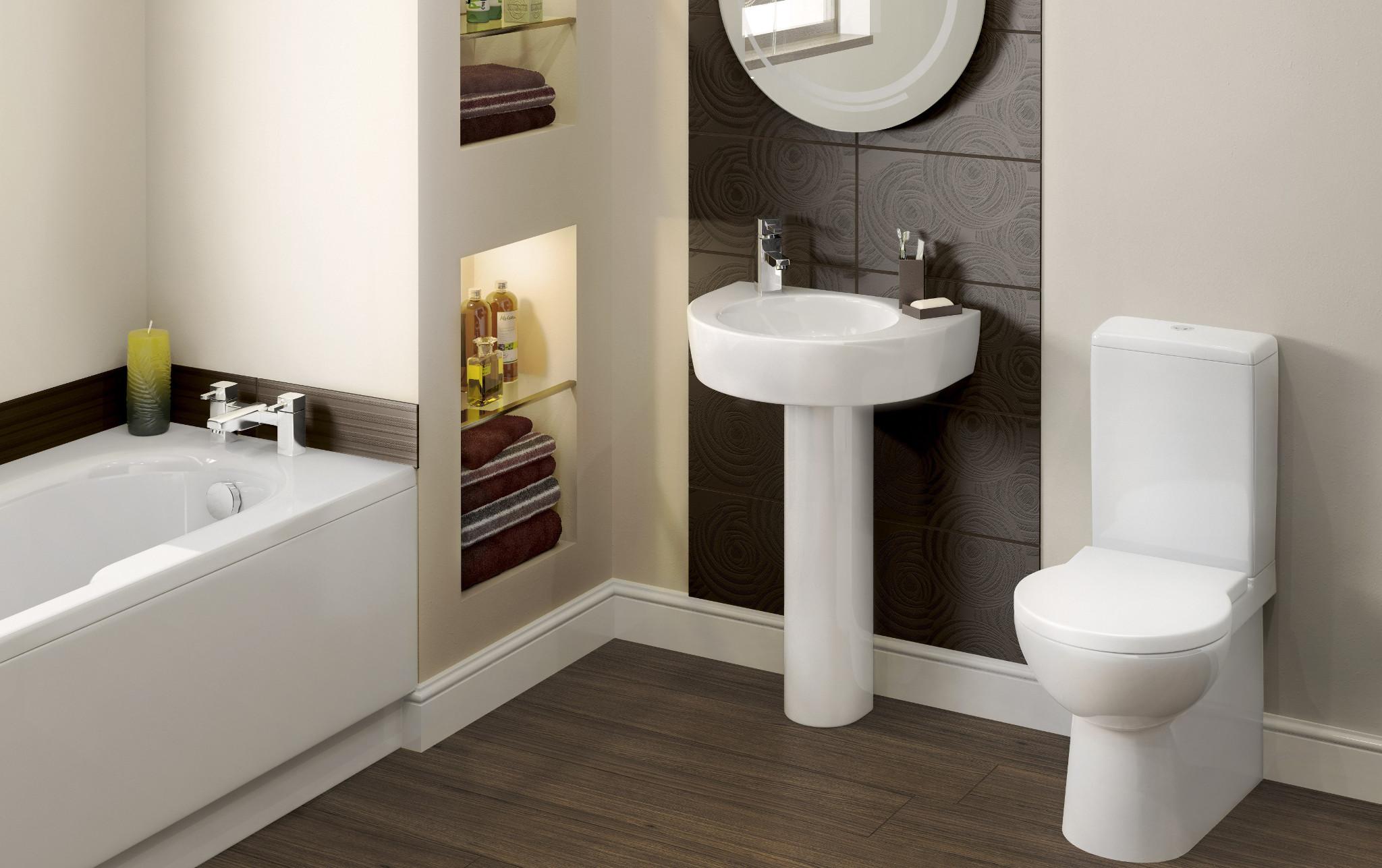 Bathroom & toilets